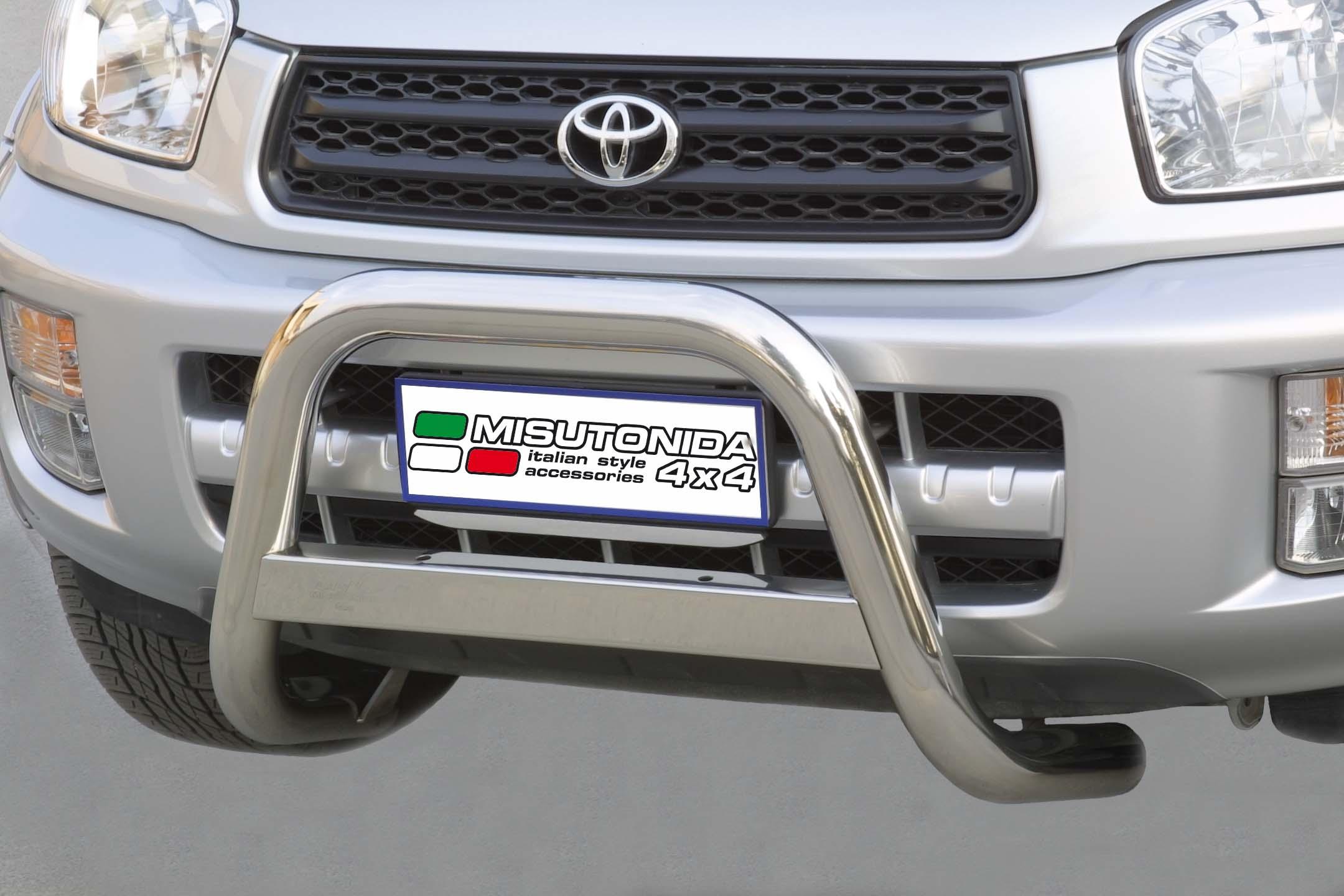 Toyota Rav4 Mitat